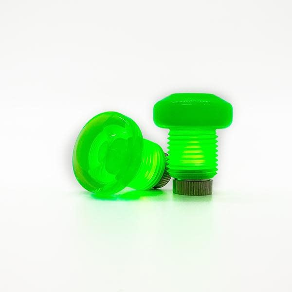 Jammerz Light Up Toe Plugs - Green (2011)