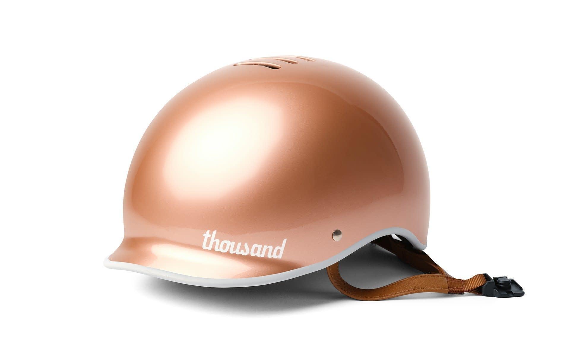 Thousand Helmet - Rose Gold