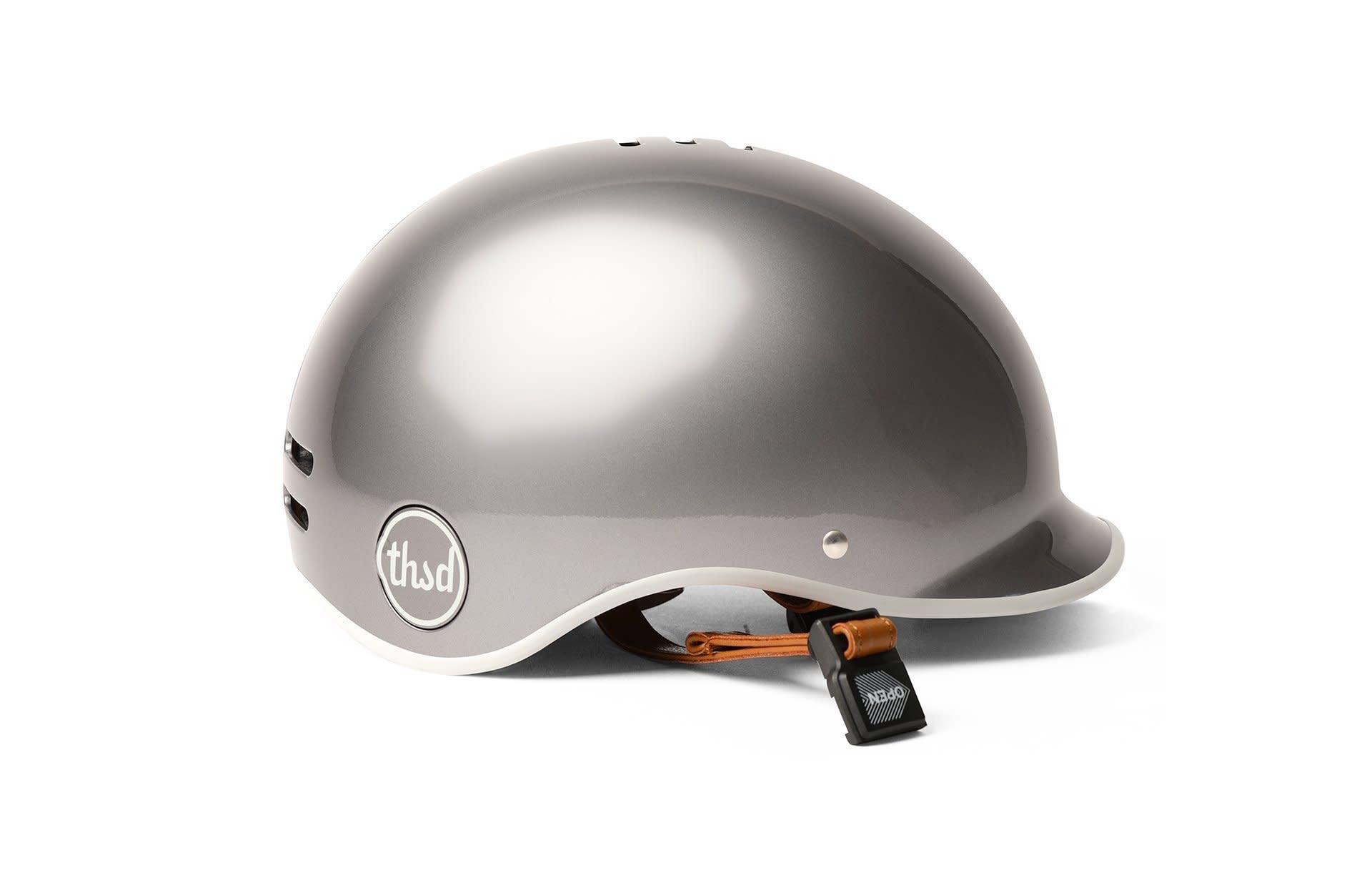 Thousand Helmet - Polished Titanium