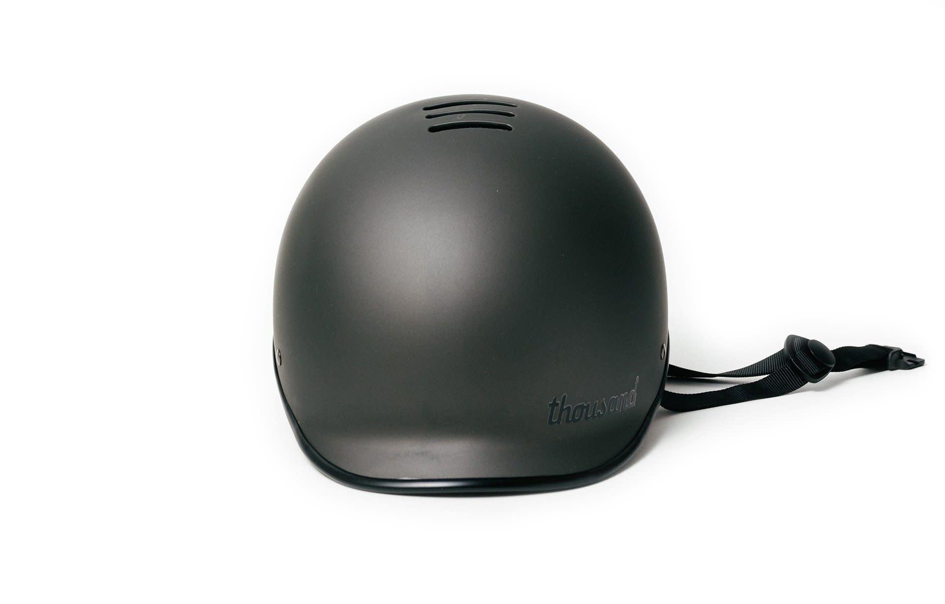 Thousand Helmet - Stealth Black