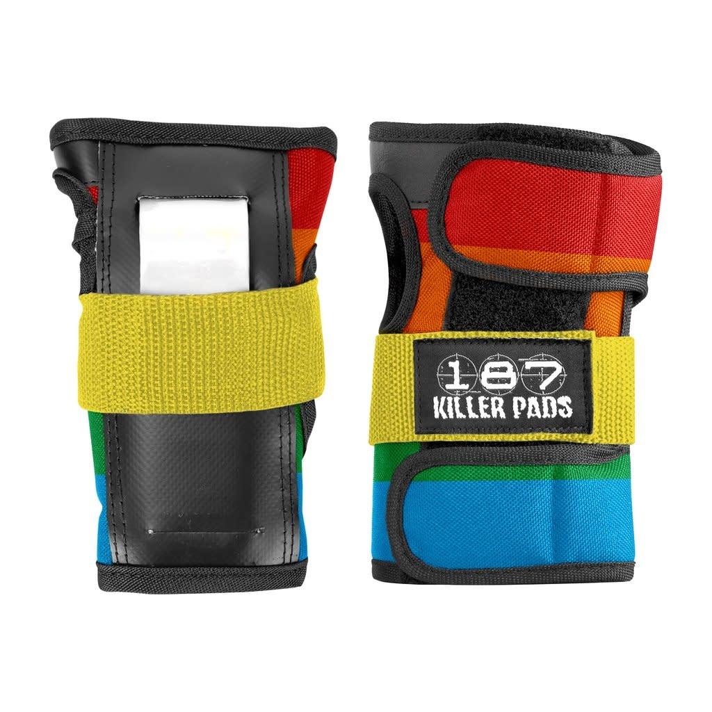 187 Wrist Guard - Rainbow