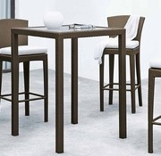 DEDON, INC. PANAMA BARSTOOL IN BRONZE