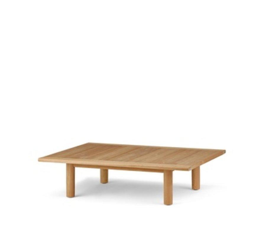 TIBBO 41x55 COFFEE TABLE IN TEAK