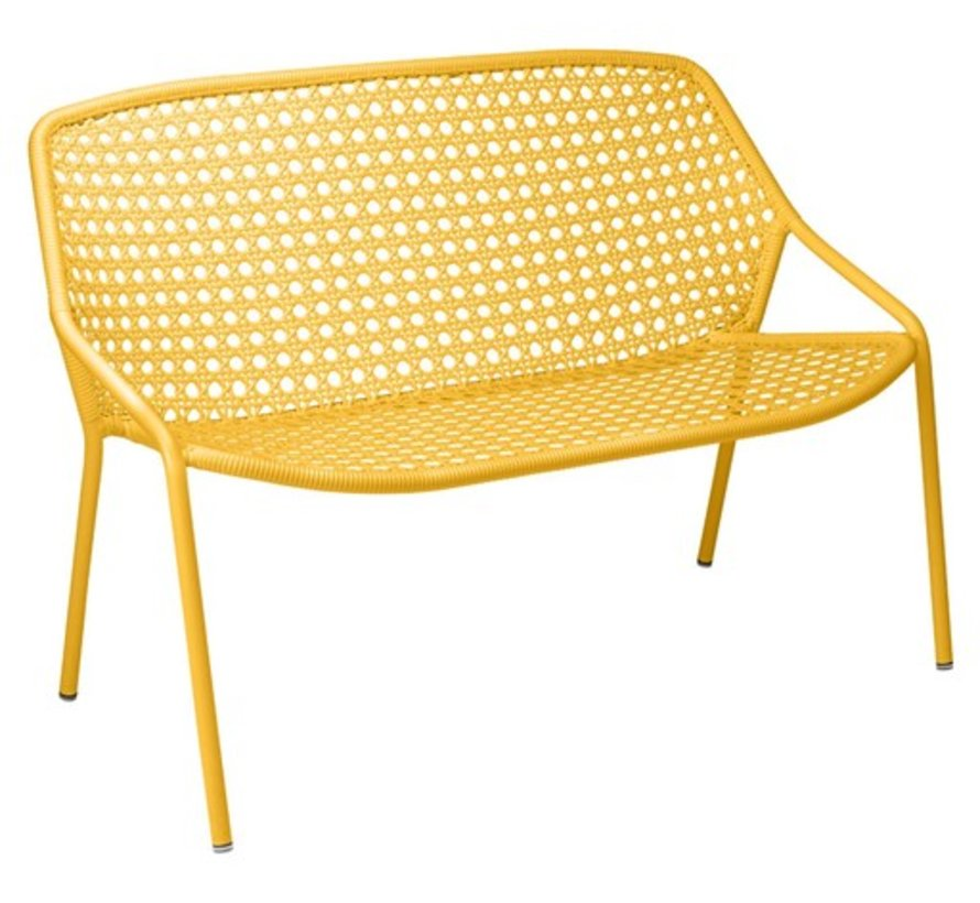 CROISETTE STACKING BENCH