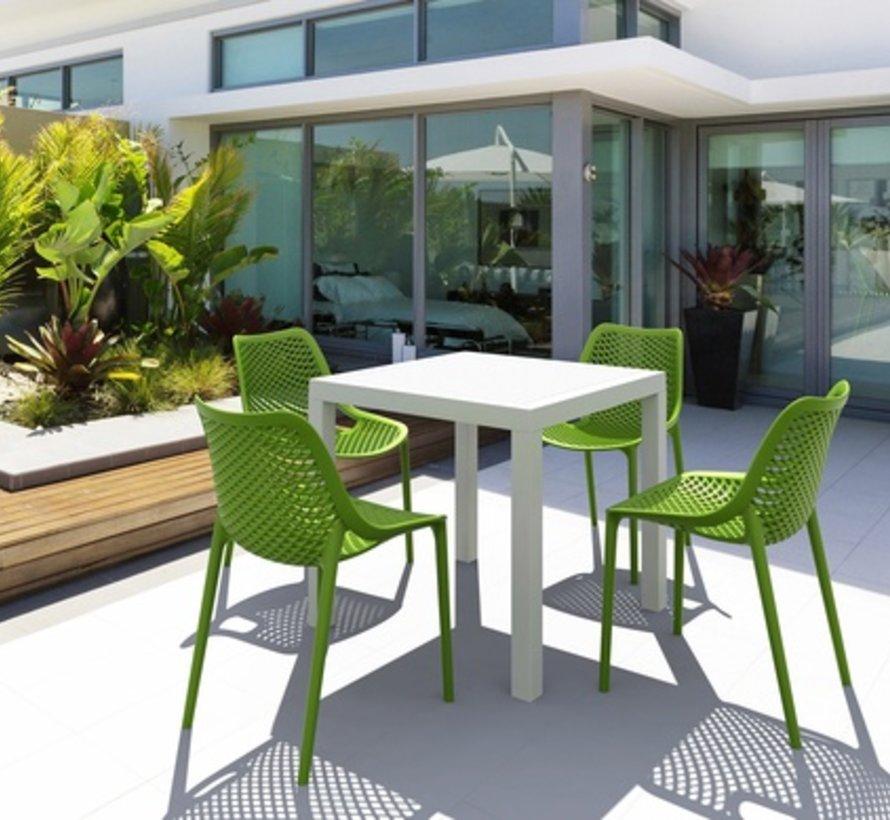 AIR DINING CHAIR / TROPICAL GREEN