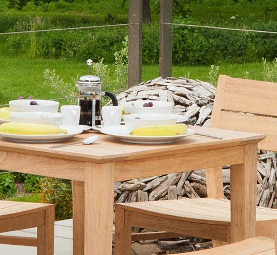 TIVOLI 31 x 31 DINING TABLE