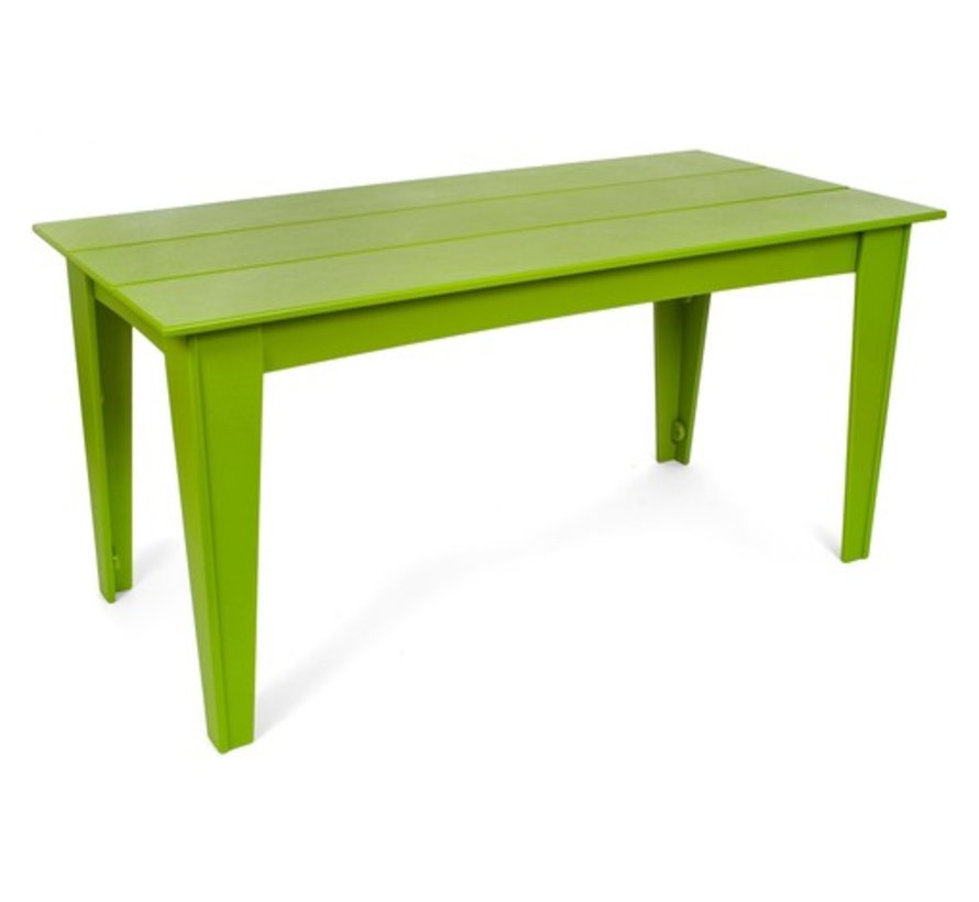 ALFRESCO 95 X 36 TABLE LEAF GREEN