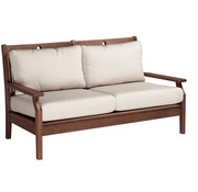 JENSEN LEISURE FURNITURE OPAL LOVESEAT