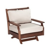 JENSEN LEISURE FURNITURE OPAL SWIVEL ROCKER