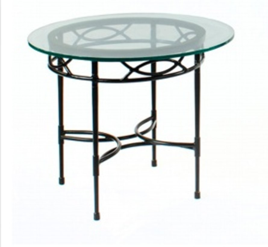 20 INCH ROUND SIDE TABLE