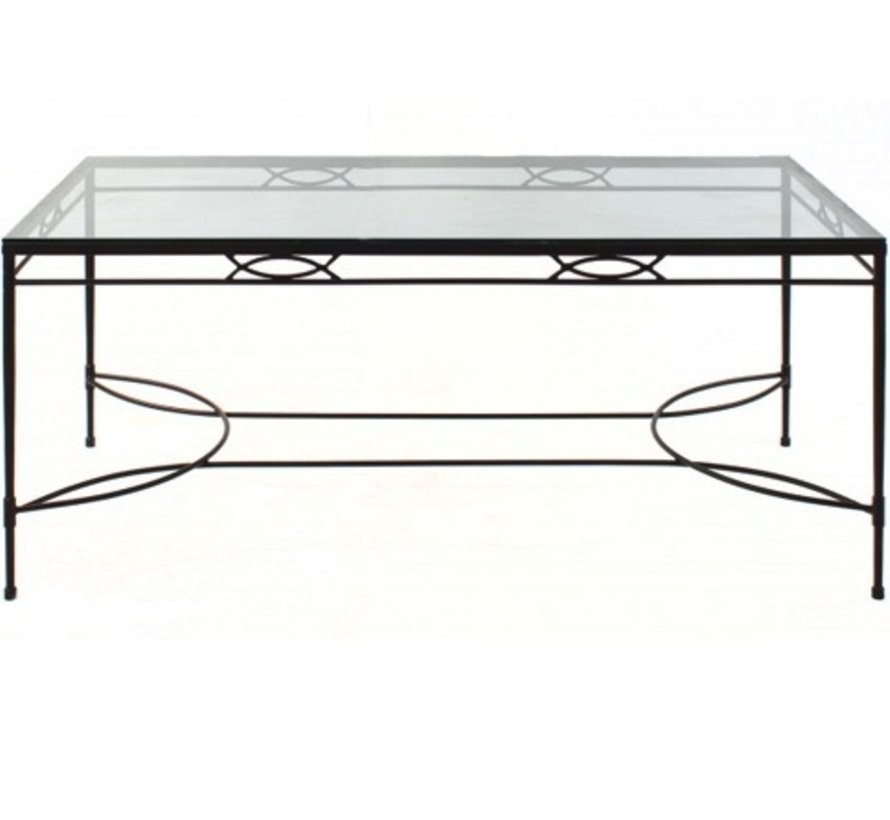 72x36 DINING TABLE BASE IN EPOXY COATED STEEL