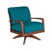 JENSEN LEISURE FURNITURE TOPAZ SWIVEL ROCKER - FRAME ONLY
