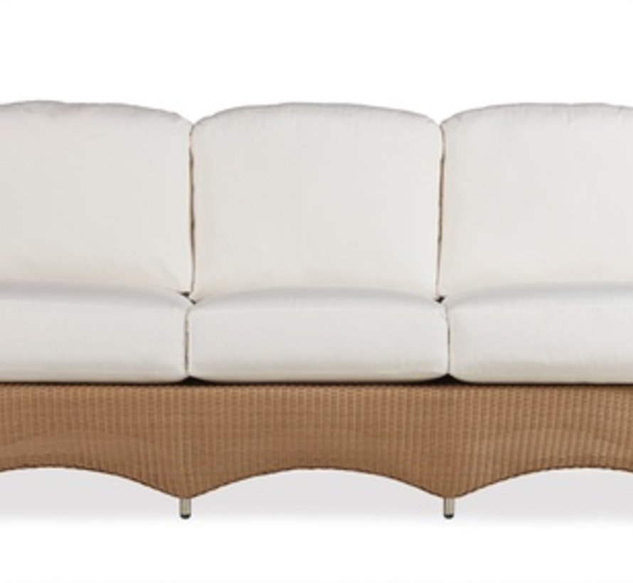 GENERATIONS SOFA WITH GRADE A FABRIC / WITH WELT