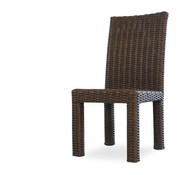 LLOYD FLANDERS MESA ARMLESS DINING CHAIR - NO CUSHION