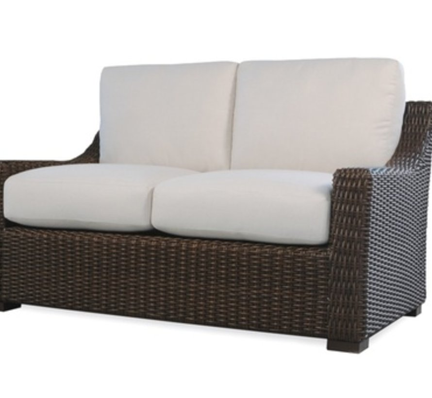 MESA LOVESEAT WITH GRADE A FABRIC / NO WELT