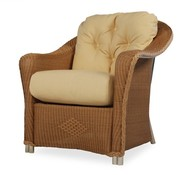 LLOYD FLANDERS REFLECTIONS LOUNGE CHAIR WITH GRADE A FABRIC