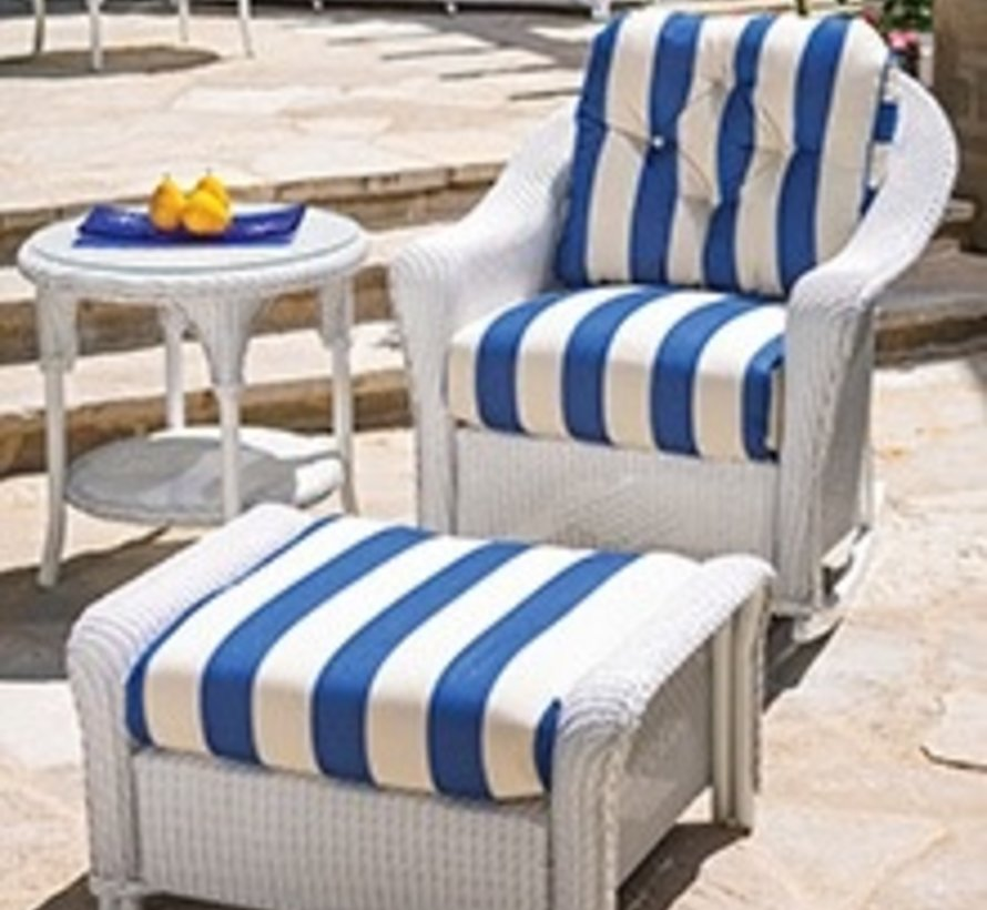 REFLECTIONS LOUNGE CHAIR WITH GRADE A FABRIC