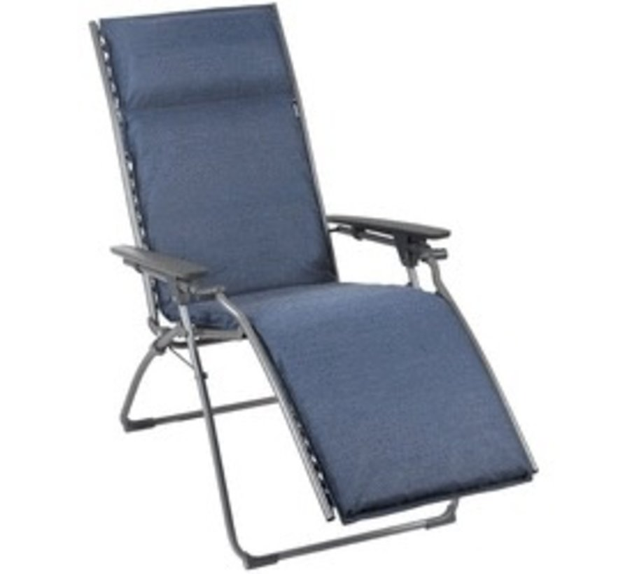 EVOLUTION RECLINING LOUNGE CHAIR / MARINA