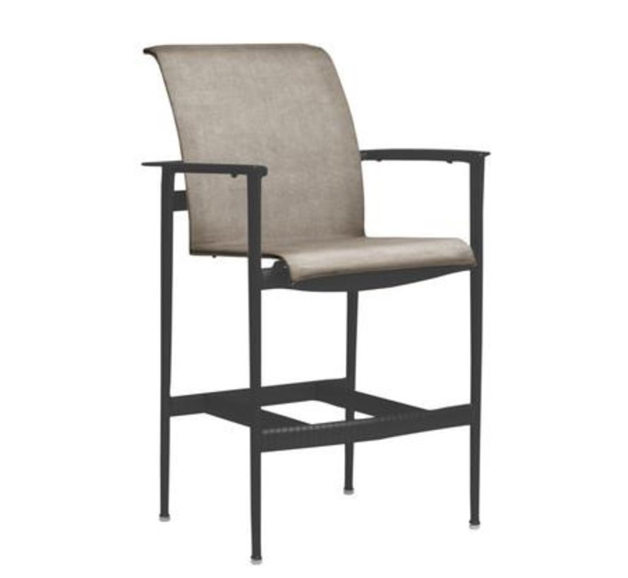 FLIGHT BAR CHAIR WITH ARMS IN GRADE A SLING