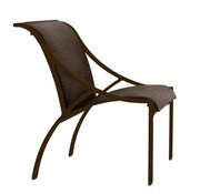 BROWN JORDAN PASADENA SLING SIDE CHAIR WITH GRADE A