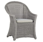 SUMMER CLASSICS REGENT ARM CHAIR IN OYSTER