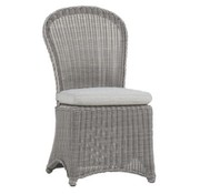 SUMMER CLASSICS REGENT SIDE CHAIR IN OYSTER FINISH