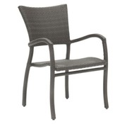 SUMMER CLASSICS SKYE ARM CHAIR IN OYSTER