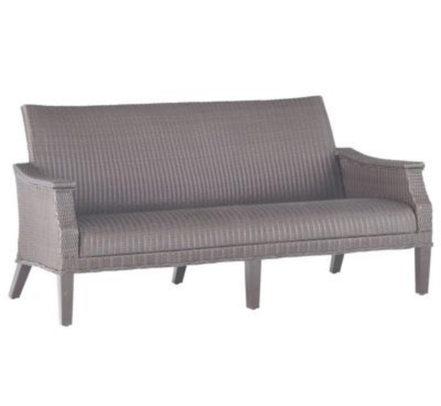 BENTLEY SOFA IN OYSTER WEAVE