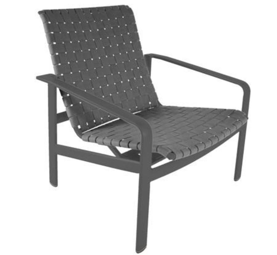 SOFTSCAPE STRAP MOTION LOUNGE CHAIR