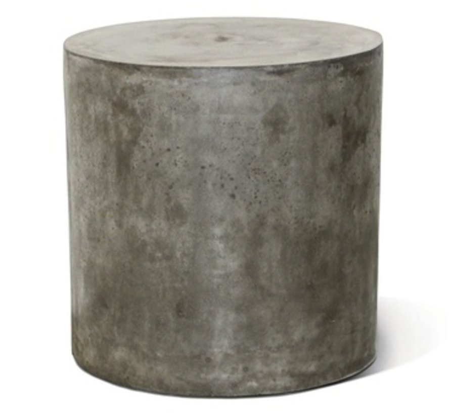 BILL ACCENT TABLE - GRAY