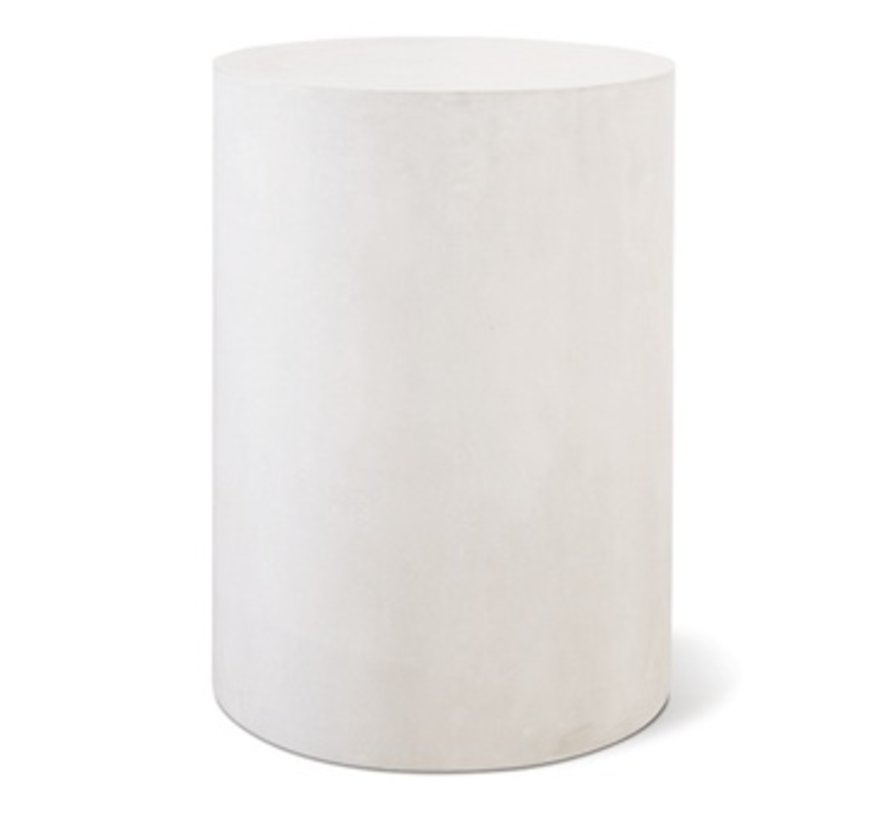 BEN ACCENT TABLE - WHITE