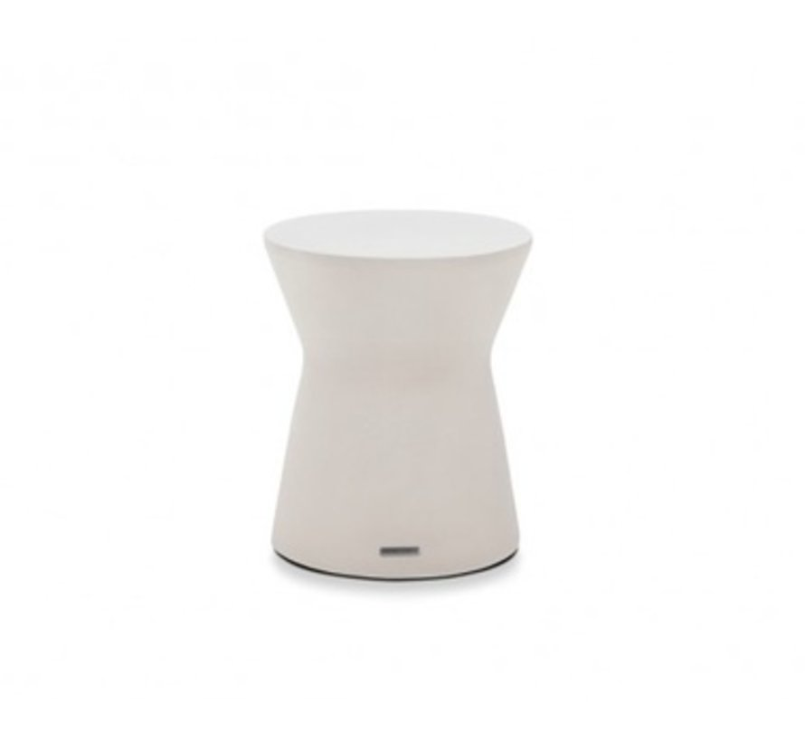 Pivot Stool Or Side Table Bone Kolo Collection