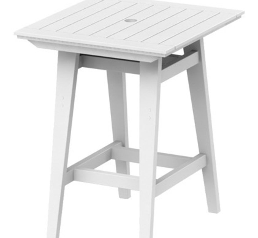 MAD BAR TABLE - WHITE