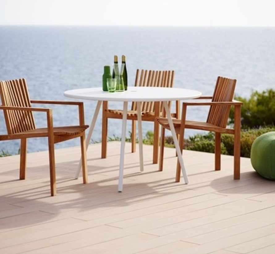 AMAZE DINING CHAIR IN TEAK