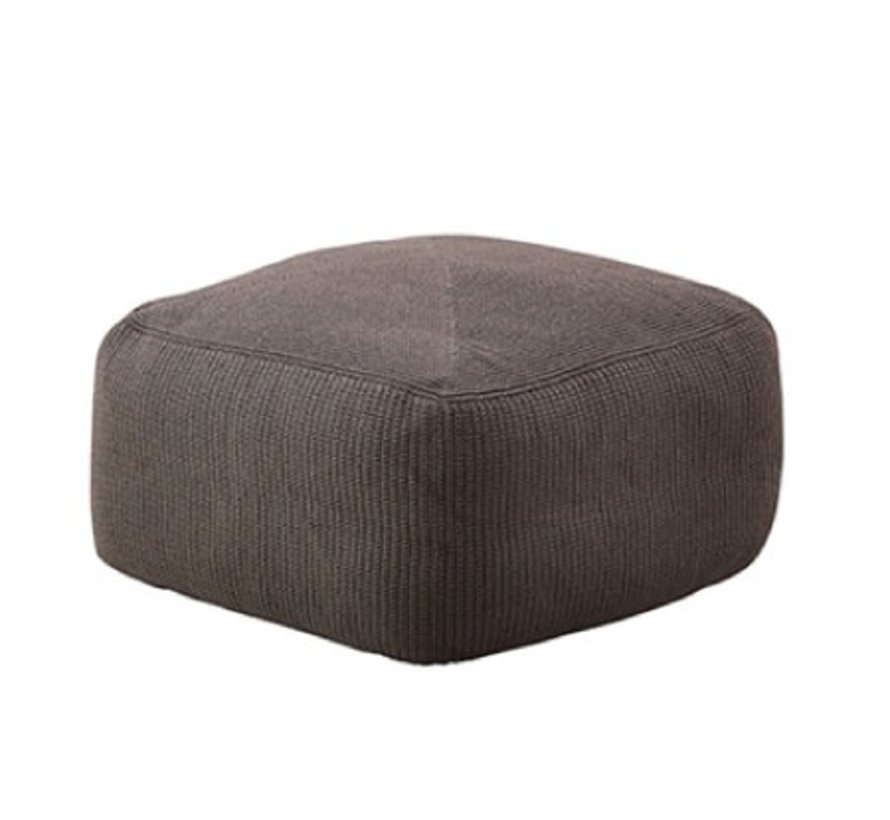 DIVINE FOOTSTOOL IN BROWN