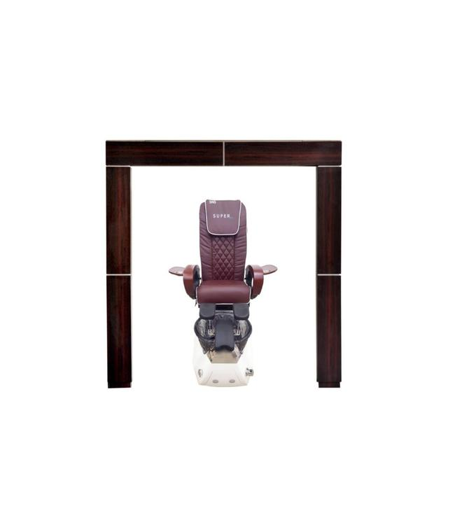 SNS  FURNITURE CP #CP766  Pedicure Wall Frame