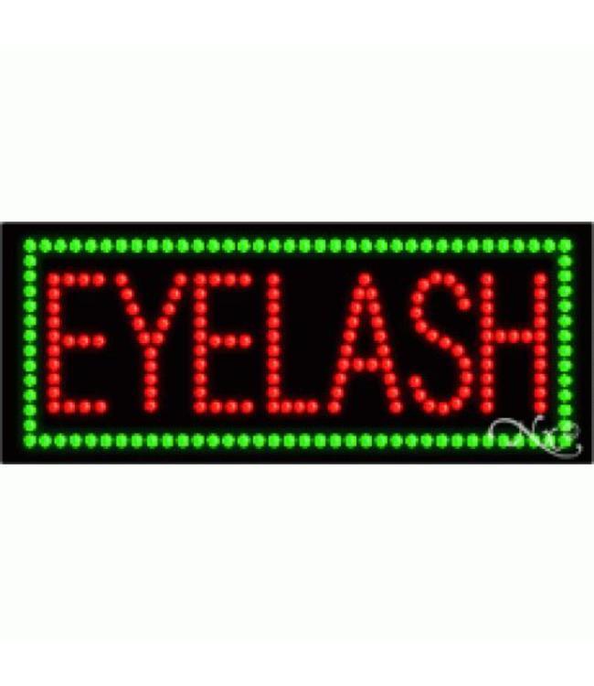 ART  SIGNS LED SIGNS #LD21042 Eyelash