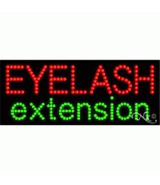 ART  SIGNS LED SIGNS #LD21043 Eyelash Extension