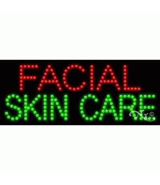 ART  SIGNS LED SIGNS # LD21398 Facial Skin Care