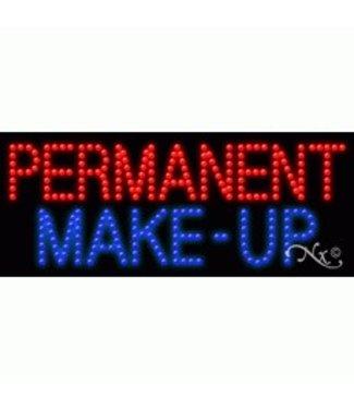 ART  SIGNS LED SIGNS #LD20175  Permanent Make-UP