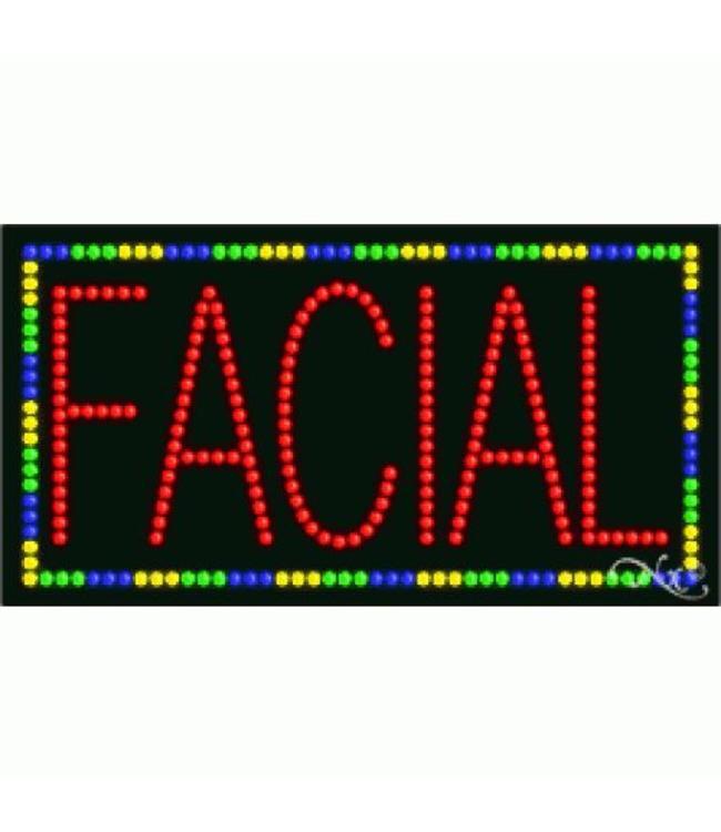 ART  SIGNS LED SIGNS #LD21073 Facial