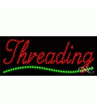 ART  SIGNS LED SIGNS #LD21224 Threading