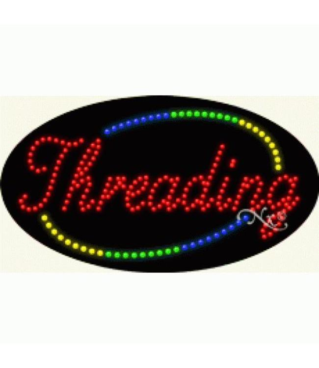 ART  SIGNS LED SIGNS #LD24608 Threading