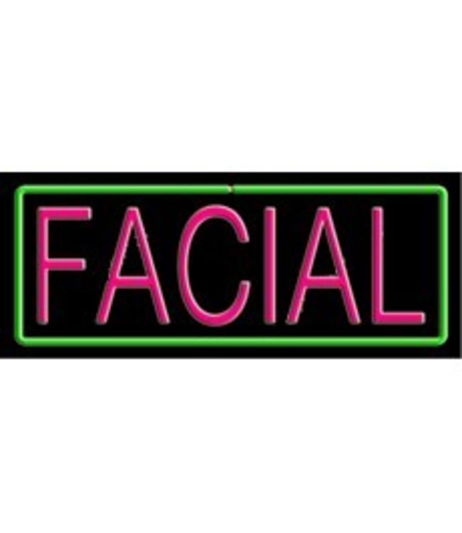 ART  SIGNS NEON SIGNS #NS10056 Facial