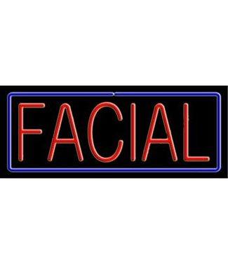 ART  SIGNS NEON SIGNS #NS10340 Facial
