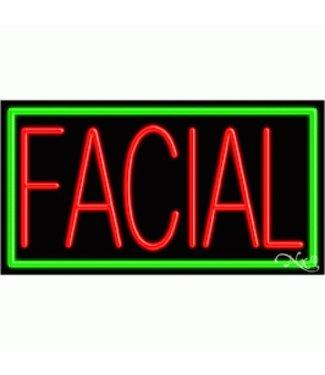 ART  SIGNS NEON SIGNS #NS11073 Facial