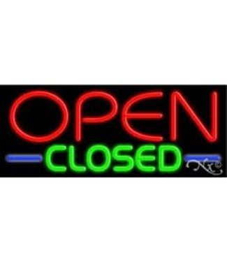 ART  SIGNS NEON SIGNS #NS10858 Open /Close