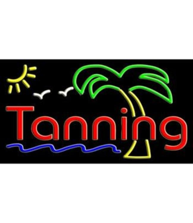 SNS  FURNITURE NEON SIGNS #NS10325  Tanning