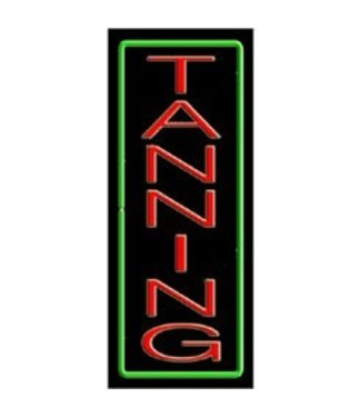 ART  SIGNS NEON SIGNS #NS10335 Tanning