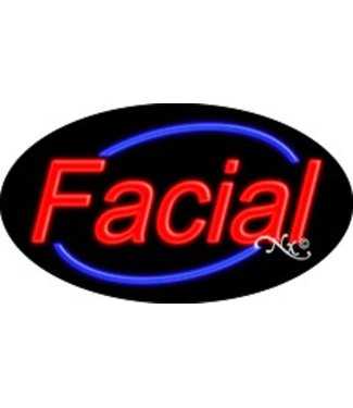 ART  SIGNS NEON SIGNS #NS14001 Facial